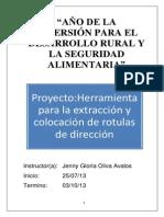 Herramienta Para La Extraccion y Colocacion de Rotulas de Direccion