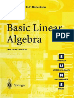 44523669 Basic Linear Algebra 2nd Blyth Robertson