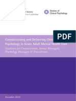 Commissioning Acute Adult Services Copy