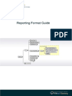 Reporting Format Guide Version 2.0