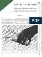 Applications of the Coanda Effect Ocr