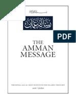 Amman Message PDF Booklet v 2 5-2-08