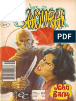 671 Samurai John Barry