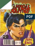 673 Samurai John Barry