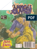 695 Samurai John Barry
