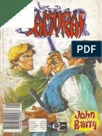 696 Samurai John Barry