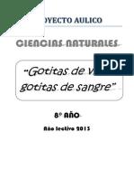 PROYECTO AÚLICO DE CIENCIAS NATURALES