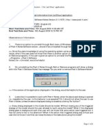 Exploratory Testing on Pos-It Software Notes -- Test Session-2