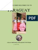 Peace Corps Paraguay Welcome Book  |  June 2013 'CCD'