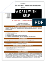 A Date With Self Brochure