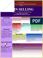 Spin Selling Brochure