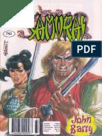 743 Samurai John Barry