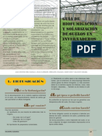 Biofumigacion y Solarizacion
