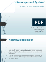 Complaint Management System - PPT