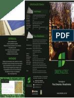Drenaltec Folder 2013