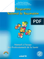Programme National de Vaccination
