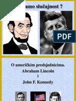 Lincoln - Kennedy