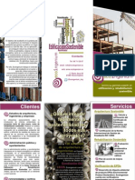 Folleto Ecoingenium 2013_ Ecodiseño y Arquitectura