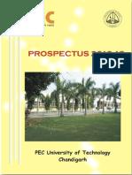 Pec Prospectus 2012-13