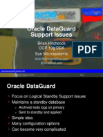 DataGuard Support Issues 10072007 (1)