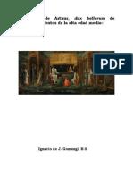 Menciones de Arthur, Dux Bellorum de Britania, En Textos de La Alta Edad Media, Ignacio Gomezgil