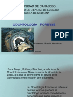 Clase Odontologia Medicina