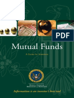 SEC Guide to Mutual Funds, mutual funds