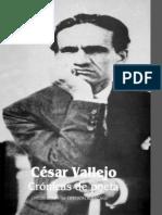 Vallejo Cesar. Cronicas de Poeta Seleccion