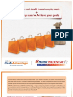Cash Advantage Brochure
