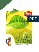 Lipton Marketing Analysis