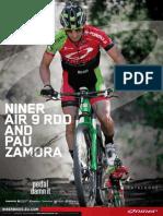 Catalogo Niner 2014