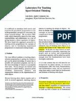 Original CRC Paper p1 Beck CRC