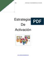 Trabajo Cooperativo Estrategias de Activacion