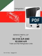 X2-2100-AR-X2-2500-AR