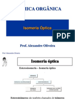 Estereoisomeria - Química Orgânica - Ari - pb - 2013