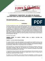 Ignacio Pozo Psicologia de La Educacion