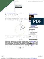 Mecânica (Básico) _ O que é movimento de rotação _ e-física