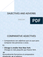 Dajectives and Adverbs