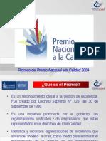 Proceso Del PNC 2009