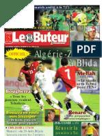 LE BUTEUR PDF du 15/08/2009