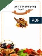thanksgiving meal manual final draft 1-1