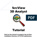3D Analyst Tutorial