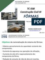 FALTA Aula_04_Fôrmas_racionalização