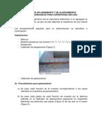 Laboratorio 8 - ÍNDICE DE APLANAMIENTO Y DE ALARGAMIENTO DE LOS AGREGADOS