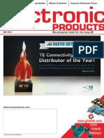 May Electronics Produce