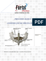 Manual Fortal Piscina
