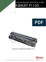 HP P1102 Reman Span