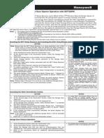 Honeywell 5877GDPK Programming Guide