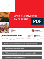 PPT Por Que Invertir en Peru 2013 Setiembre