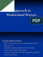 Radiology Mediastinum
